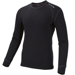 Ulvang Thermo Round Neck Ms Funktionsshirt (black)