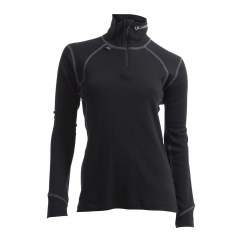Ulvang Thermo Turtle Neck w/zip Ws Funktionsshirt (black)