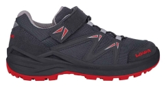 Lowa Innox Pro GTX Lo VCR Outdoorschuhe (graphit/rot)