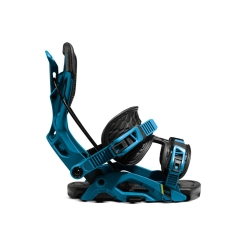 Flow Fuse Fusion 2020/21 Snowboardbindung (blue/black)
