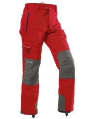 Pfanner Gladiator Outdoorhose (rot)