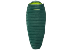 Nordisk Tension Comfort 600 Medium Schlafsack – ZL (scarab/lime)