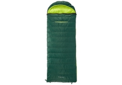 Nordisk Tension Brick 400 XL Schlafsack – ZL (scarab/lime)
