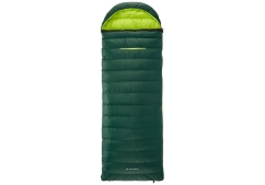 Nordisk Tension Brick 600 XL Schlafsack - ZL (scarab/lime)