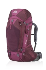 Gregory Deva 60 Small Rucksack (plum-red)