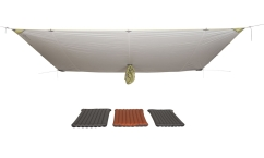 Exped Outfitter Tarp III (grey)