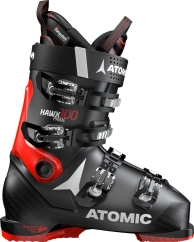 Atomic Hawx Prime 100 Skischuhe (black/red)