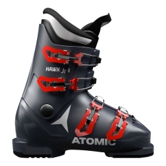 Atomic Hawx JR 4 Skischuhe (dark-blue/red)