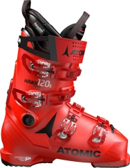 Atomic Hawx Prime 120 S Skischuhe (red/black)
