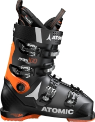 Atomic Hawx Prime 100 Skischuhe (black/orange)