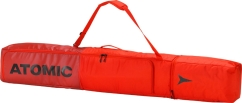 Atomic Double Ski Bag Skisack (bright-red/red)