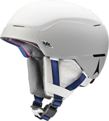 Atomic Count AMID Skihelm (white)