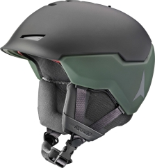 Atomic Revent+ AMID Skihelm (dark-green)