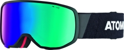 Atomic Revent S RS FDL HD Skibrille (black/white)