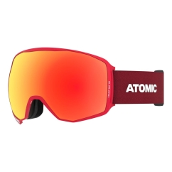 Atomic Count 360 HD RS Skibrille (red)