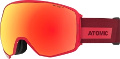 Atomic Count 360 HD Skibrille (red)