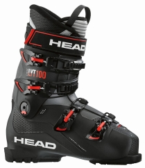 Head Edge LYT 100 Skischuhe (black/red)
