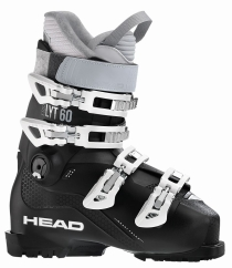 Head Edge LYT 60 W Skischuhe (black/anthracite)