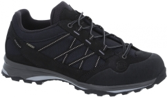 Hanwag Belorado II Low Bunion GTX Wanderschuhe (black/black)