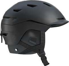 Salomon Sight Skihelm (all-black)