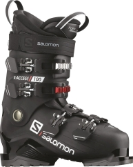 Salomon X Access 100 Skischuhe (black/beluga)