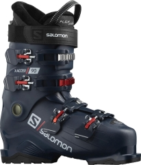 Salomon X Access 90 Skischuhe (petrol-blue/red)