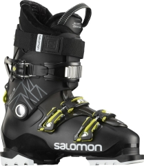 Salomon QST Access 80 Skischuhe (black/belluga/acid-green)
