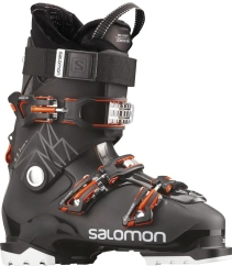 Salomon QST Access 70 Skischuhe (black/anthracite/orange)