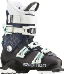 Salomon QST Access 70 W Skischuhe (petrol-blue/white)