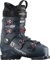 Salomon X Access 90 Wide Skischuhe (petrol-blue/red)