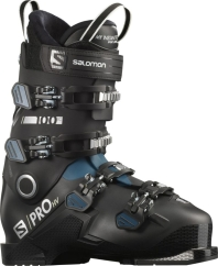 Salomon S/Pro HV 100 IC Skischuhe (black/blue/silver)