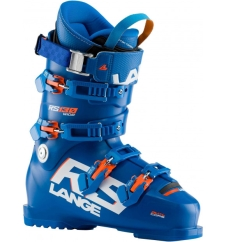 Lange RS 130 Wide Skischuhe (power-blue)