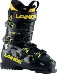 Lange RX 120 Low Volume Skischuhe (black/yellow)
