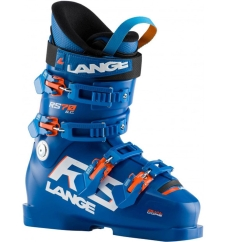 Lange RS 70 Short Cuff Skischuhe (power-blue)