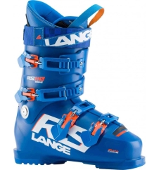 Lange RS 110 Wide Skischuhe (power-blue)