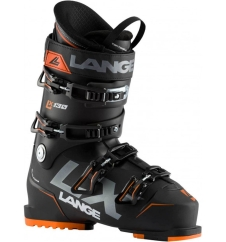 Lange LX 130 Skischuhe (black/orange)