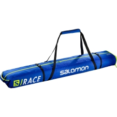 Salomon Extend 2P 175+20 Skisack (race-blue/neon-yellow)