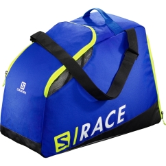 Salomon Extend Max Gearbag Skischuhtasche (race-blue/neon-yellow)