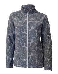 Ivanhoe Monstera Full Zip Outdoorjacke (grey)