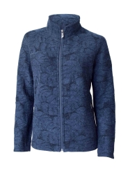 Ivanhoe Monstera Full Zip Outdoorjacke (navy)