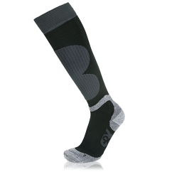 Eightsox Ski Power Skisocken (schwarz/grau)