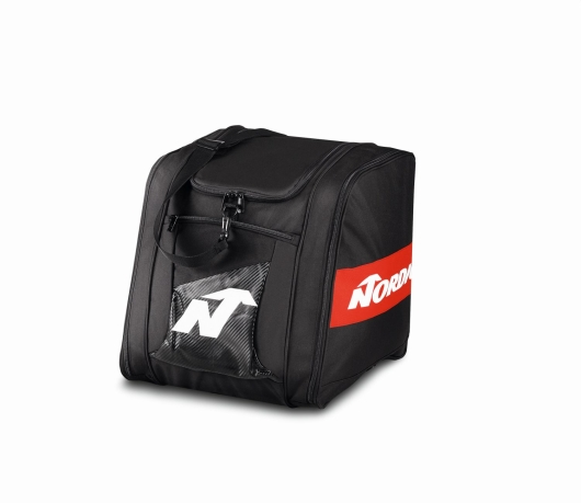 Nordica Boot Backpack Eco Fabric Skischuhtasche (black/red)