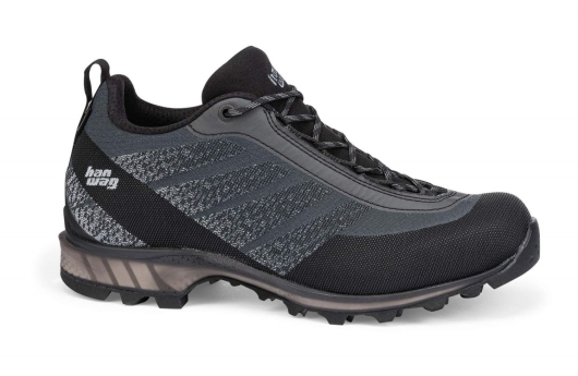 Hanwag Ferrata Light Low Alpinschuhe (asphalt/black)