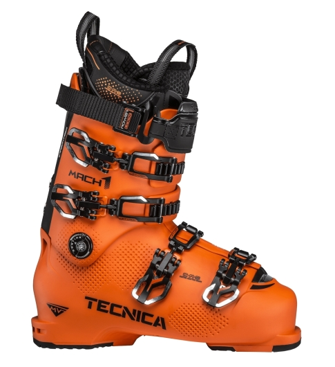 Tecnica Mach1 MV 130 Skischuhe (ultra-orange)