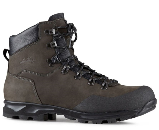 Lundhags Stuore Insulated Mid Winterschuhe (ash)