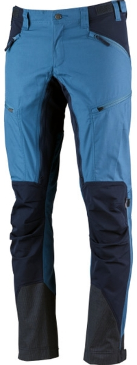 Lundhags Makke Ms Pant Outdoorhose (azure/deep-blue)