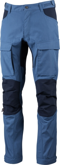 Lundhags Authentic II Ms Pant Outdoorhose (azure/deep-blue)