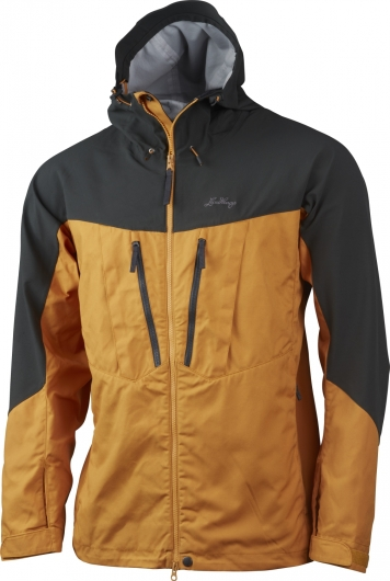 Lundhags Makke Pro Ms Jacket Outdoorjacke (gold/charcoal)
