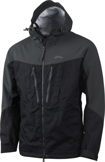 Lundhags Makke Pro Ms Jacket Outdoorjacke (black/charcoal)