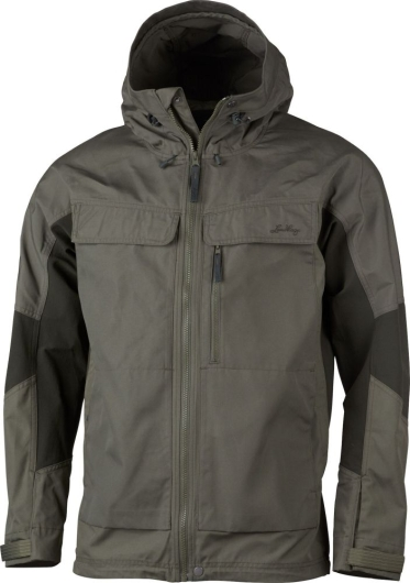 Lundhags Authentic Ms Jacket Outdoorjacke (forest-green/dark-forest-green)